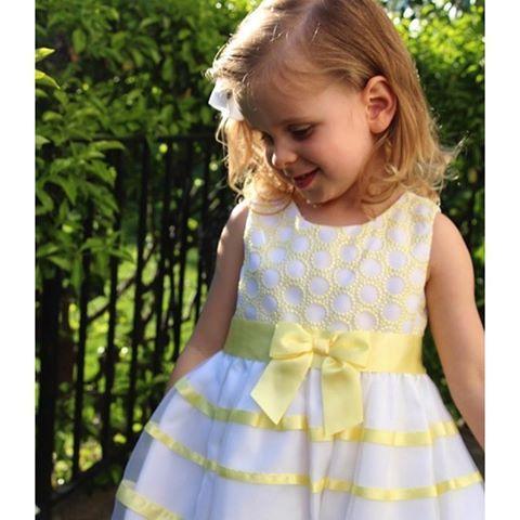 BONNIE JEAN DRESS SPRING 2016