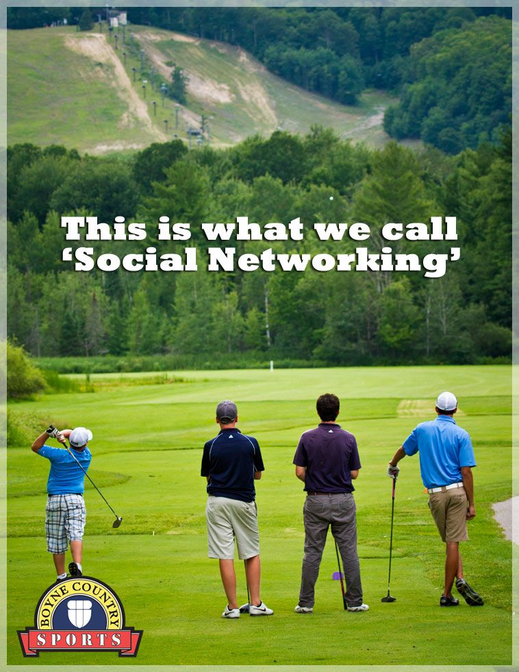 This is what we call social networking Social networks
