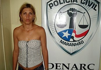 "Traficante ""Rosinha do Pó"" é condenada"