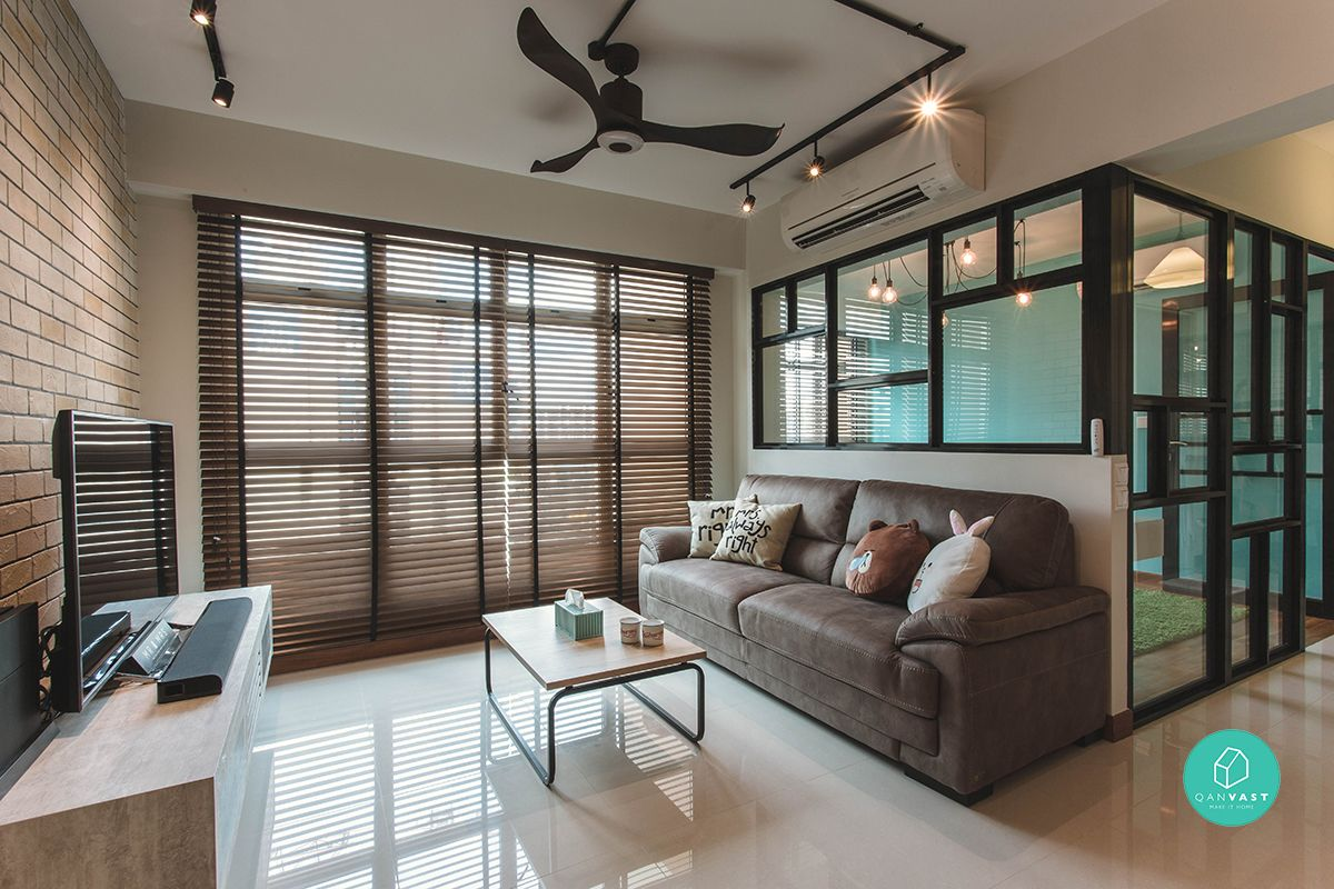 12 Must-See Ideas For Your 4-Room / 5-Room HDB Renovation