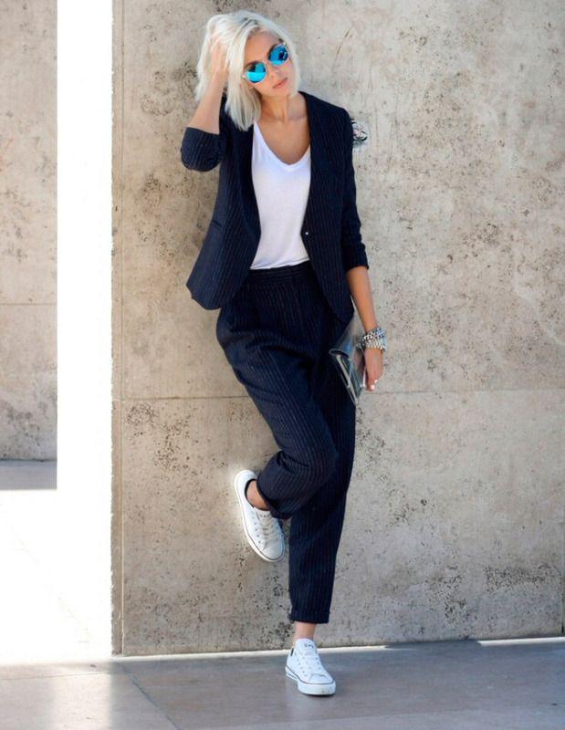 Unas Converse, 45 looks | Adidas moda, Looks con converse y Moda