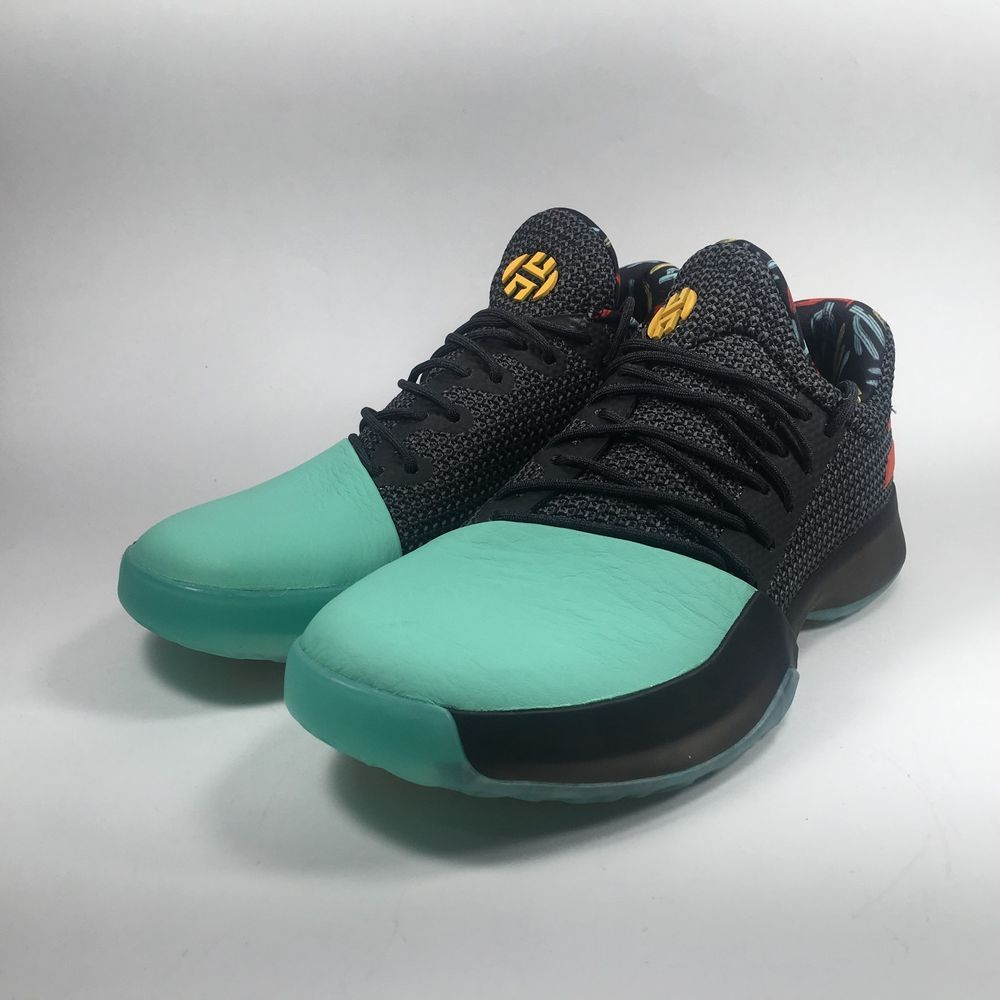 a02dc7449c4 eBay  Sponsored New Adidas James Harden Vol 1 Cactus Kid Boost BY3832 Youth  Size