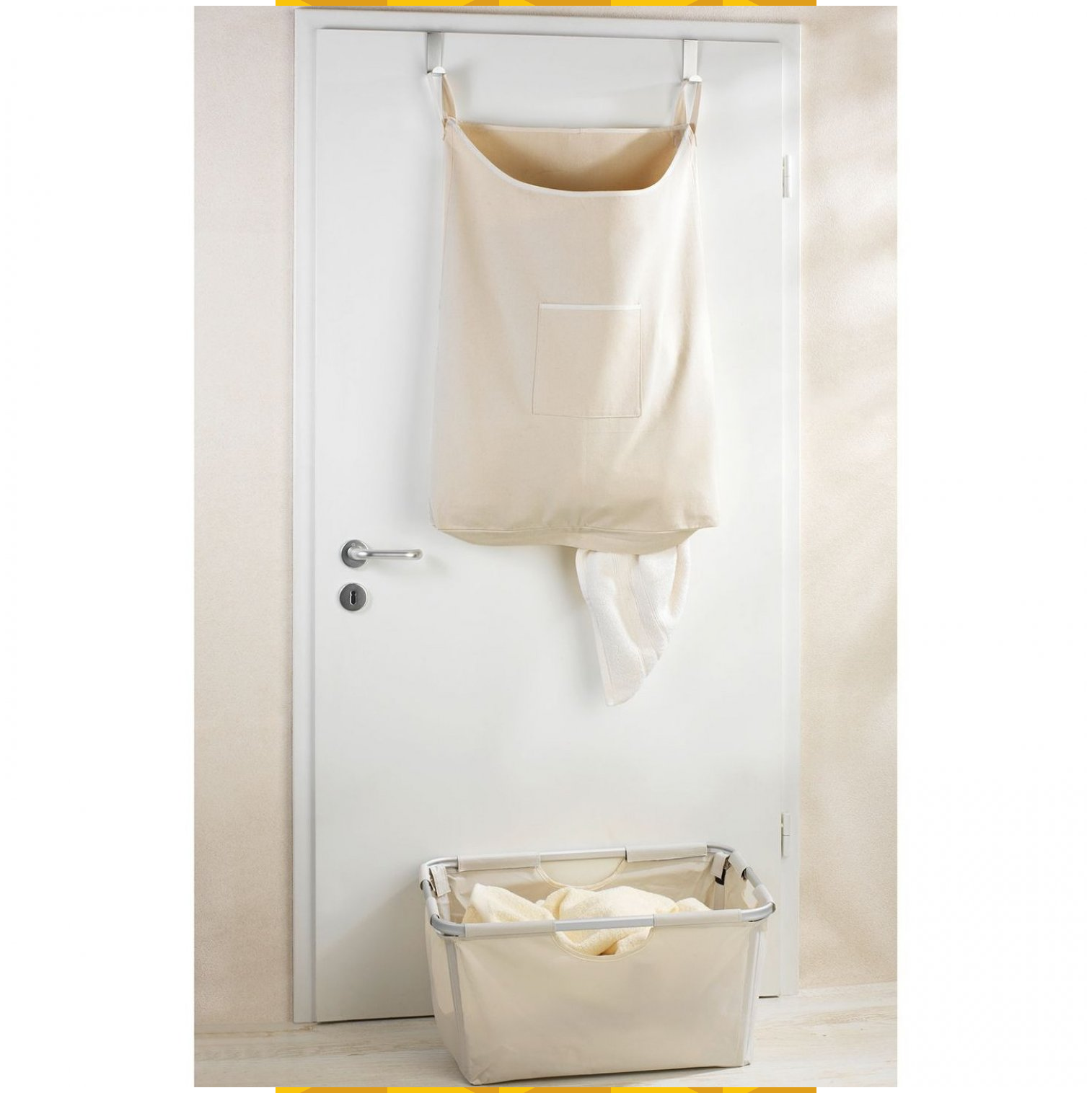 Waeschesammler Canguro In 2020 Hanging Laundry Bag Laundry Room Storage Laundry Bag