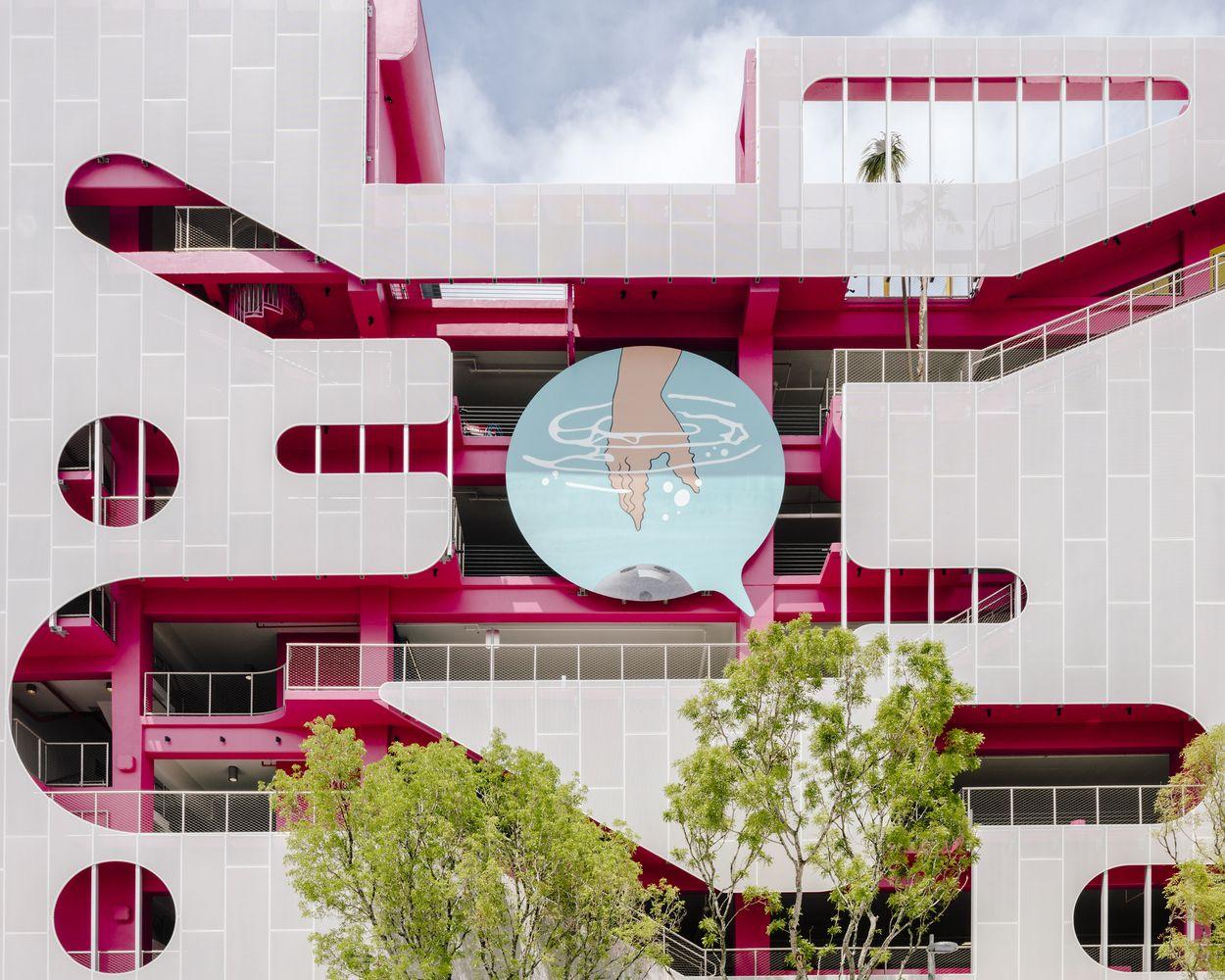 Gallery Of Miami Museum Garage Workac Nicolas Buffe Clavel Arquitectos K R And J Mayer H 5 Miami Design Container House Design Exterior Design