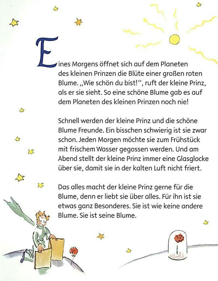 Pin Auf Der Kleine Prinz
