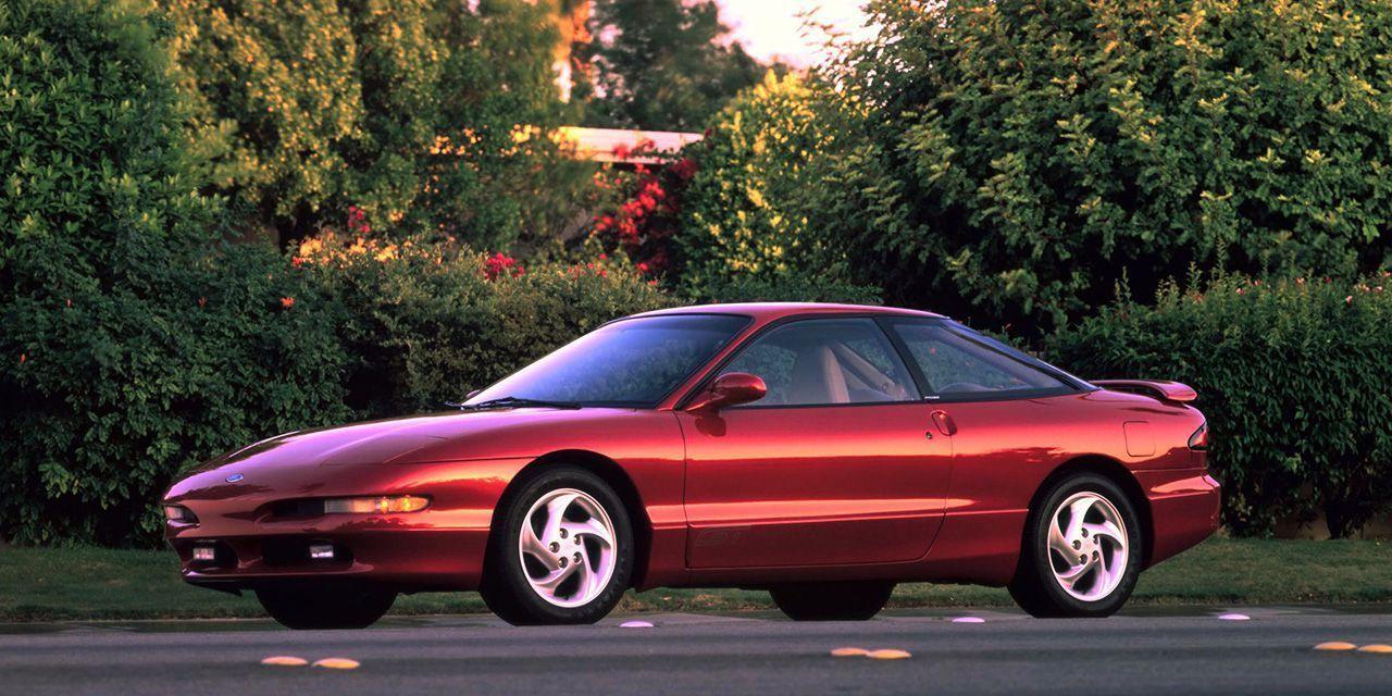 1996 Ford Probe Gt Ford Probe Ford Probe Gt Ford