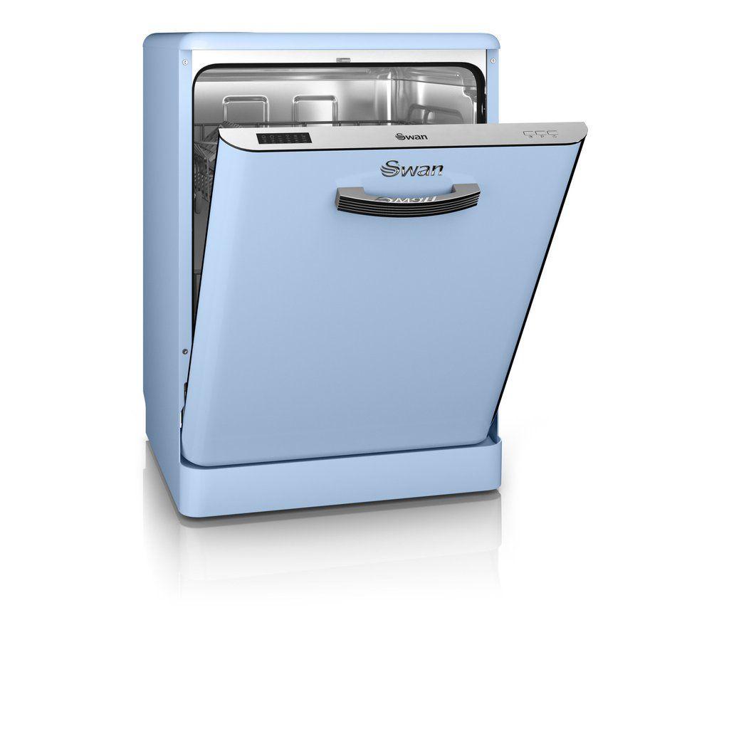 Swan Retro Dishwasher | House | Pinterest | Dishwashers, Swans and Retro