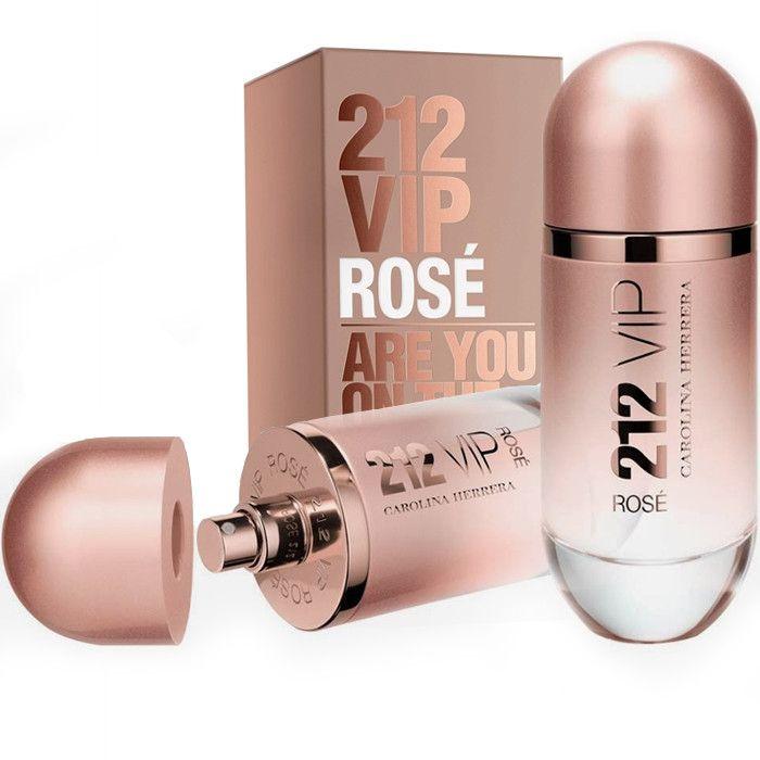 12779b7ec9 212 VIP Rosé Carolina Herrera - Perfume Feminino - Eau de Parfum ...