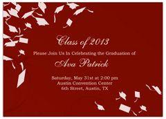 Do it yourself graduation invite 2013 graduation invitation do it yourself graduation invite filmwisefo