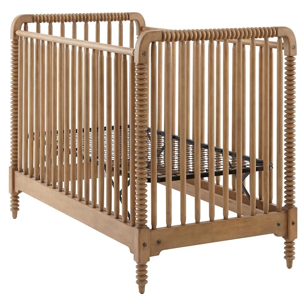 Jenny lind crib antique the land of nod