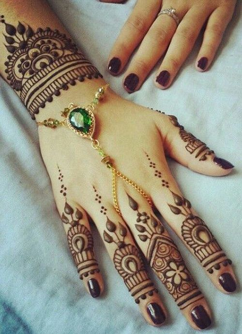Henna Nails And Tattoo Image Seduction Pinterest Henna