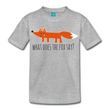 fuchs fox what does the fox say lustige sprüche Teenager