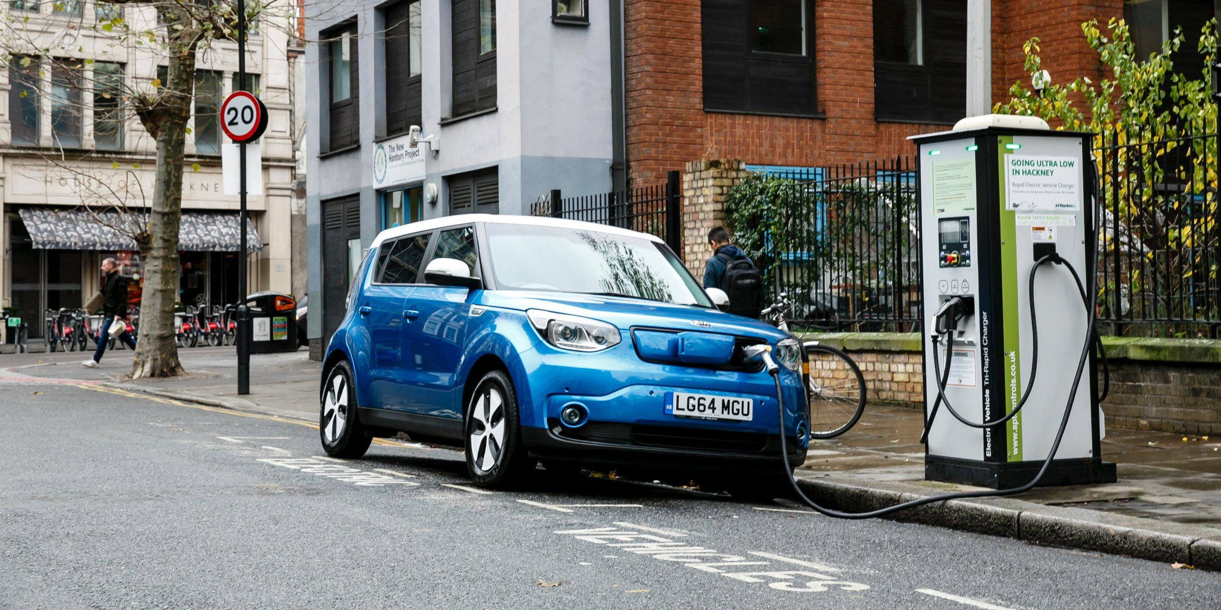 Big policy shift needed for electric cars to succeed in