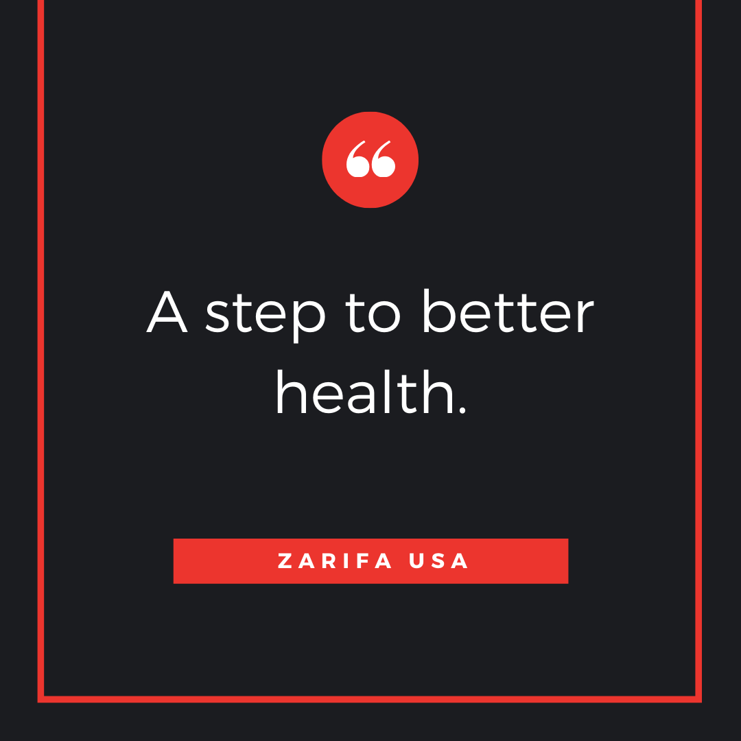 A Step to Better Health.  #Health #HealthCare #Massage #Fitness #FitLife #Workout #Work #OfficeWork