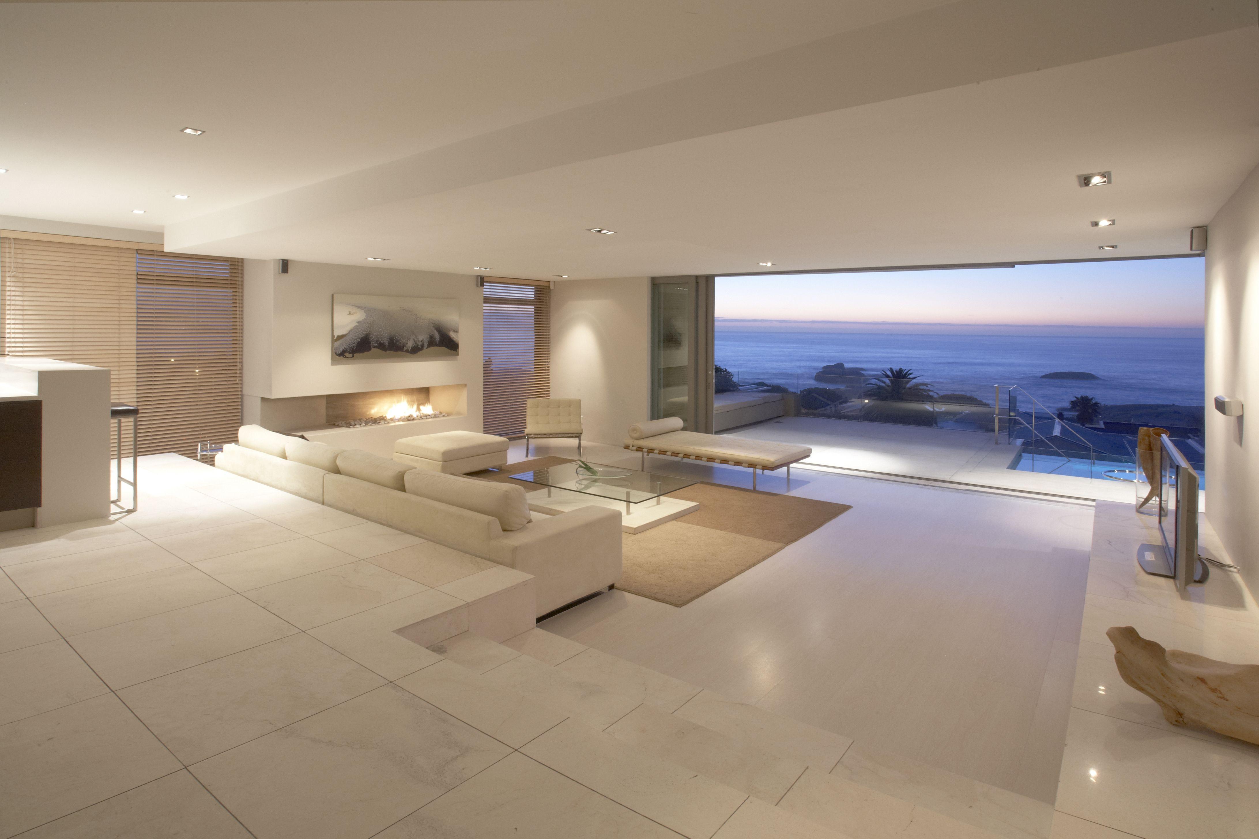 luxus villa rotterdam einrichtung kolenik, salon de lujo en una villa de 3 plantas (penthouse) situada en camps, Design ideen