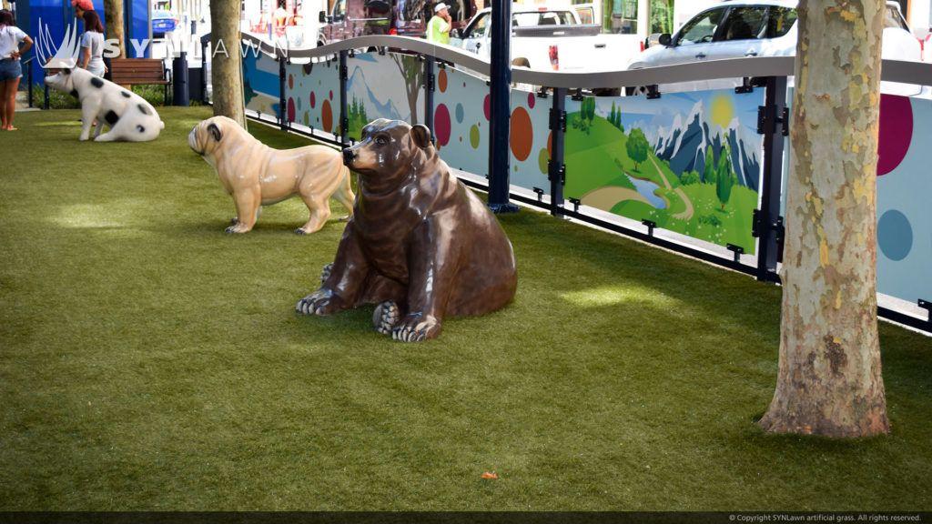 Dog & Pet Installations Dog yard, Pets, Turf installation