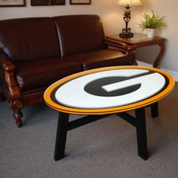 Green Bay Packers Coffee Table Table Accent Table Decor