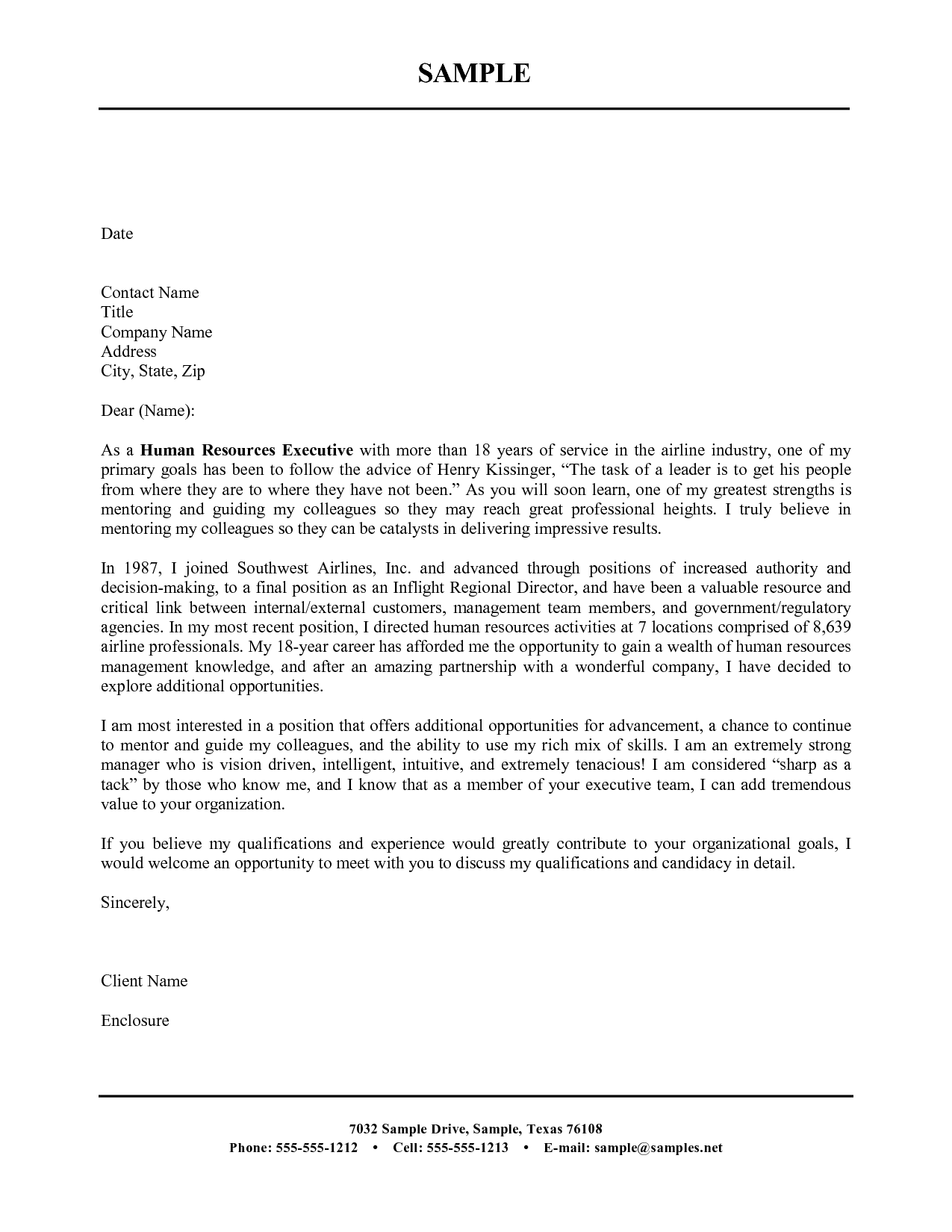 Ms Word Cover Letter TemplateCover Letter Template Application ...