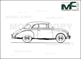 Auto union 1000s coupe 1960 drawing ai cdr cdw dwg dxf eps auto union 1000s coupe 1960 drawing ai cdr cdw dwg malvernweather Images