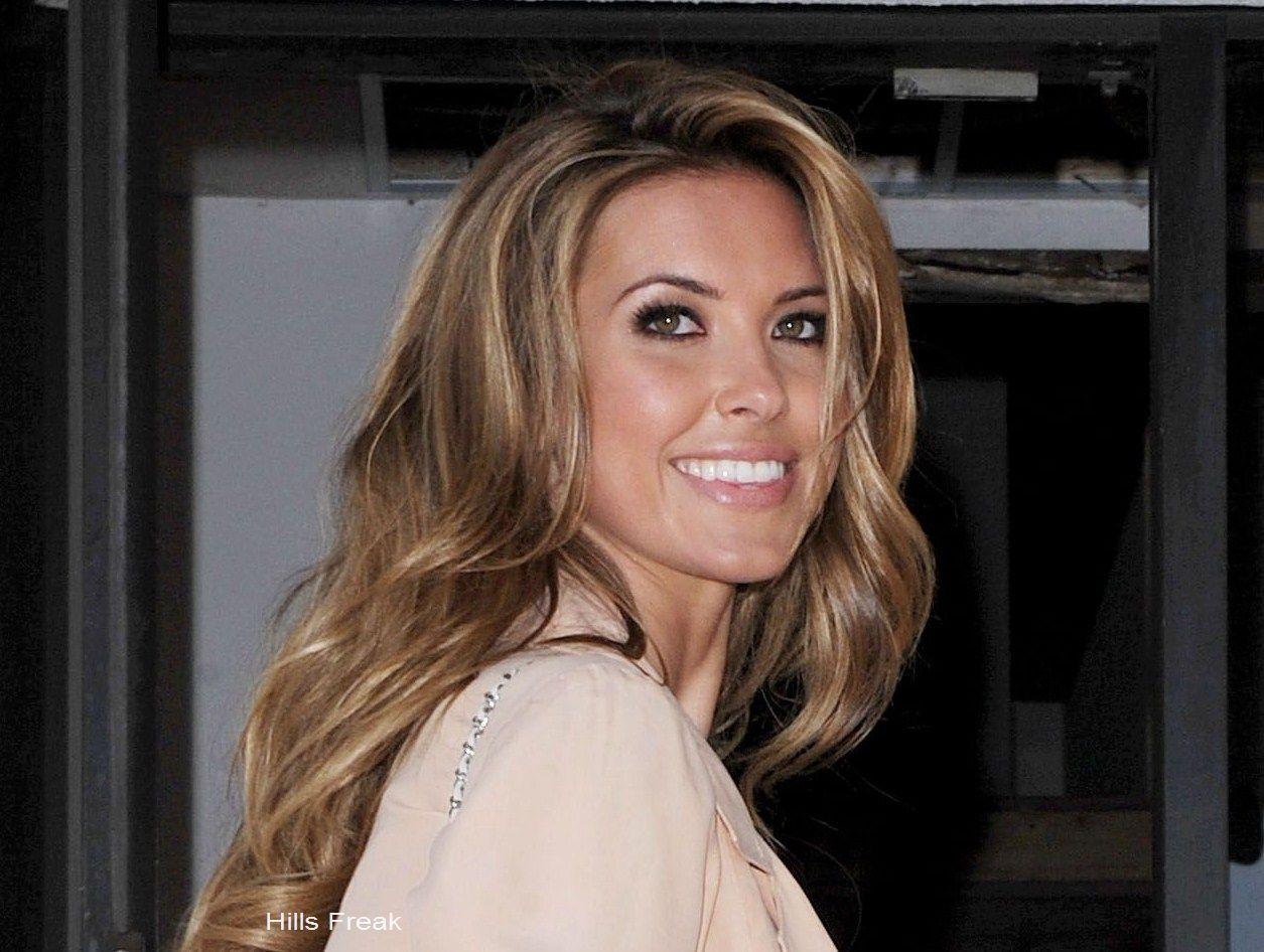 Celebrity Hairstyles Audrina Patridge Hair Examples For Megan