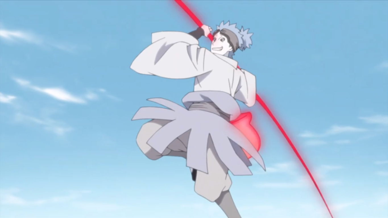 121_эпизод_ Боруто Anime, Art