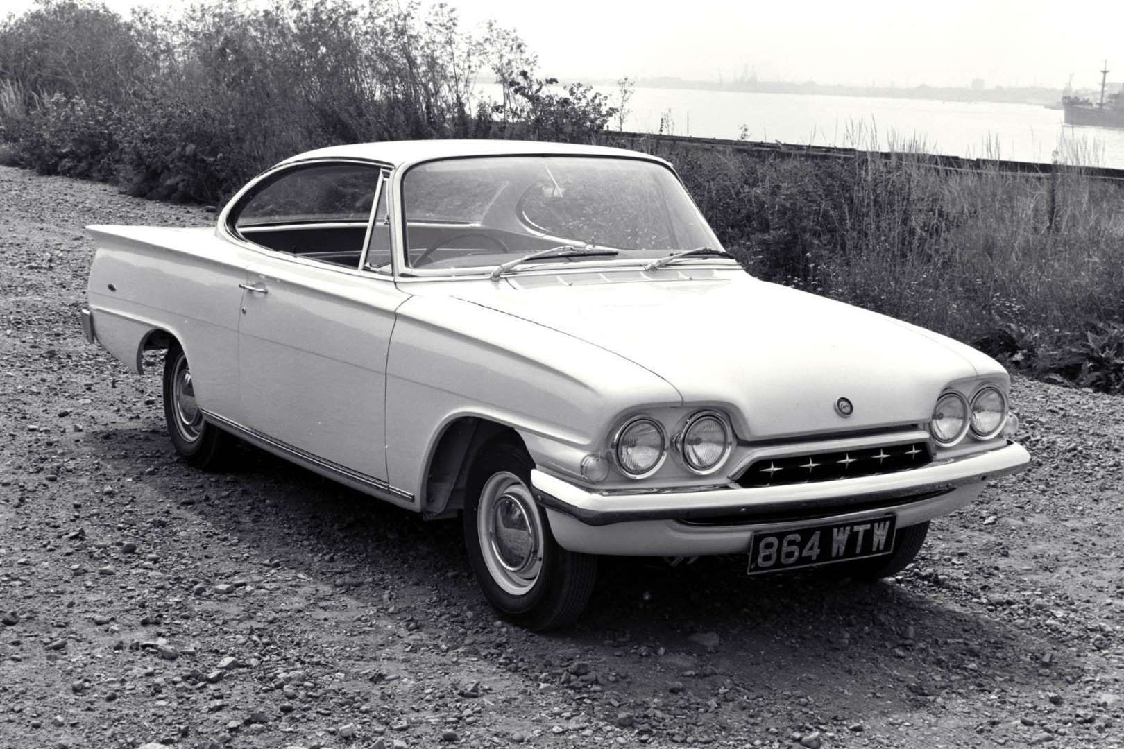 Ford Had Already Used The Capri Name Borrowed From An Island In