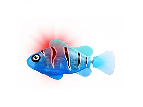 Zuru Water Activated Robotic Fish Blue -- Find out more about the great product at the image link.