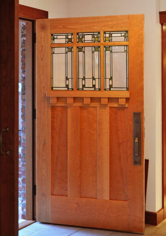 Gallery Exterior Doors With Glass Craftsman Front Doors Craftsman Style Doors