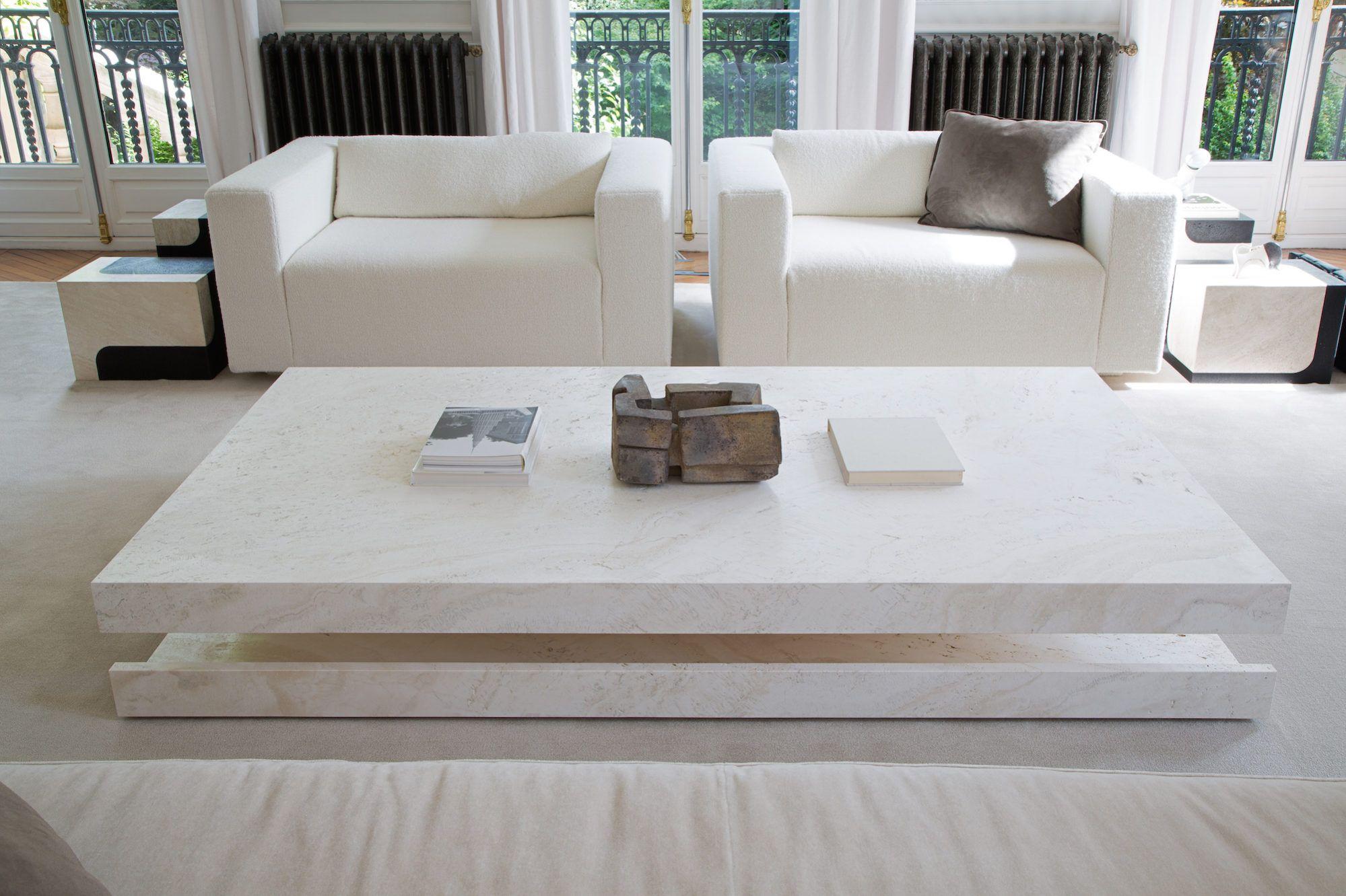 I Love This Coffee Table By Stephaneparmentier Shown By Studiotwentyseven A Modern Ev Coffee Table Japanese Interior Design Japanese Interior Design Modern [ 1332 x 1999 Pixel ]