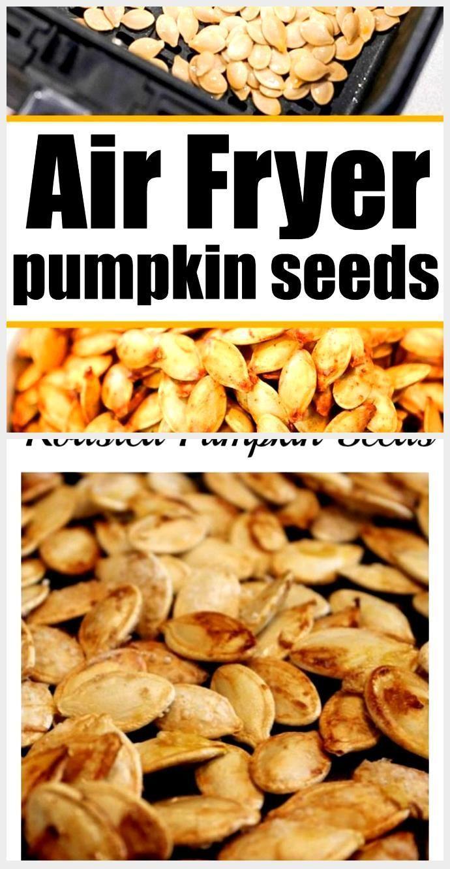 Amazingly Easy Air Fryer Pumpkin Seeds! ,  #Air #Amazingly #Easy #Fryer #howtomakepumpkinseed...#air #amazingly #easy #fryer #howtomakepumpkinseed #pumpkin #seeds #pumpkinseedsrecipebaked