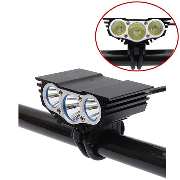Us 34 99 6000lm Xm L U2 Led Bike Head Front Light Headlamp