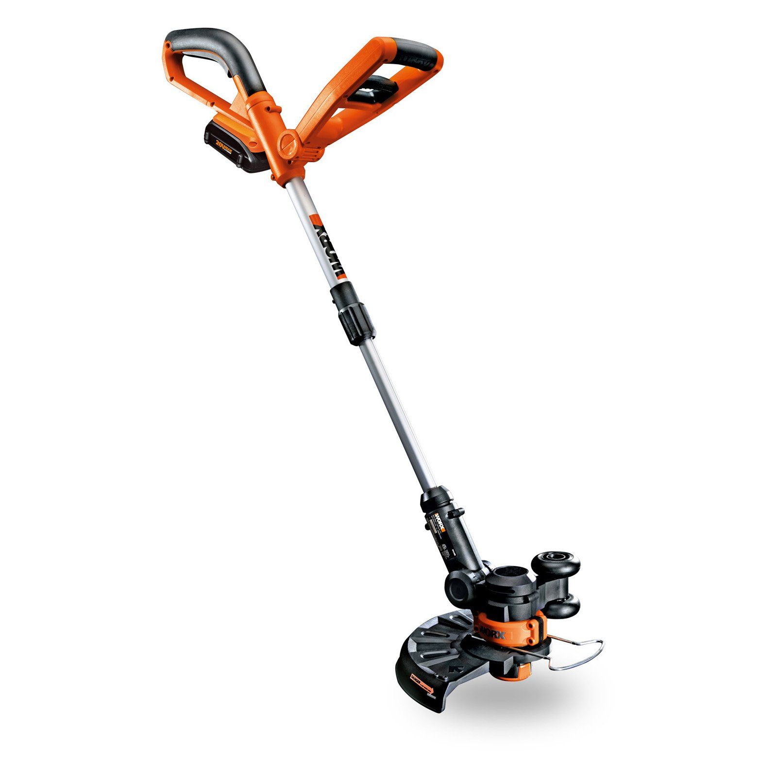 Have to have it. Worx Cordless 20-Volt Trimmer/Edger $129.99