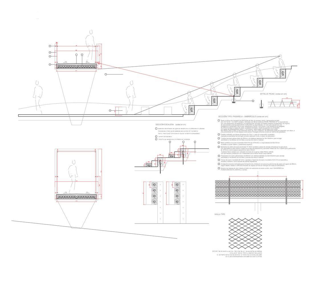 Galeria Arquitectonica: Galería De Jardín Botánico De Nerja / ISMO Arquitectura