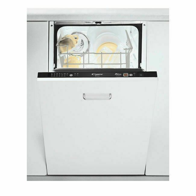 EBay #Sponsored Candy CDI 9P45/E S Einbau Spülmaschine Vollintegrierbar  45cm 9 MGD A; EEK A