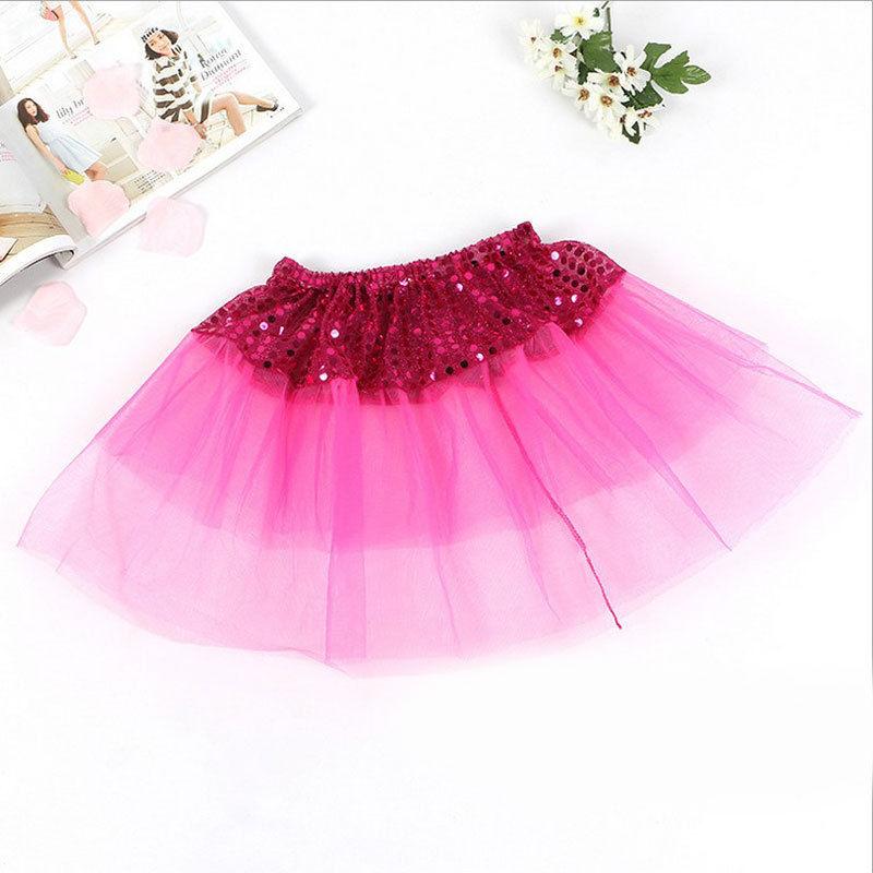 c354daa07 $1.63 - Children Princess Tutu Skirt Kids Girl Party Ballet Dance Wear  Pettiskirt Summer #ebay #Fashion