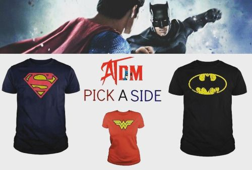 Whose side are you on? Order yours  NOW and wear it to see the...