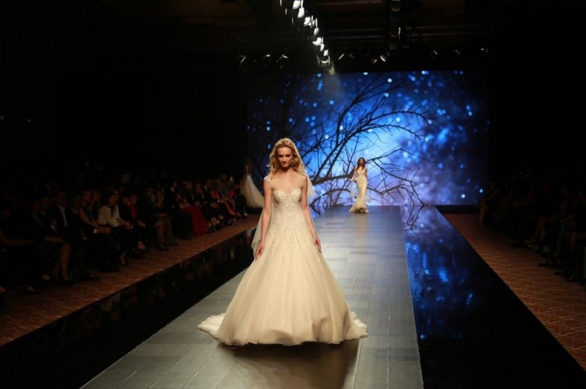 Nicole Sposa , Rochii de mireasa , Roma Fashion show 2016