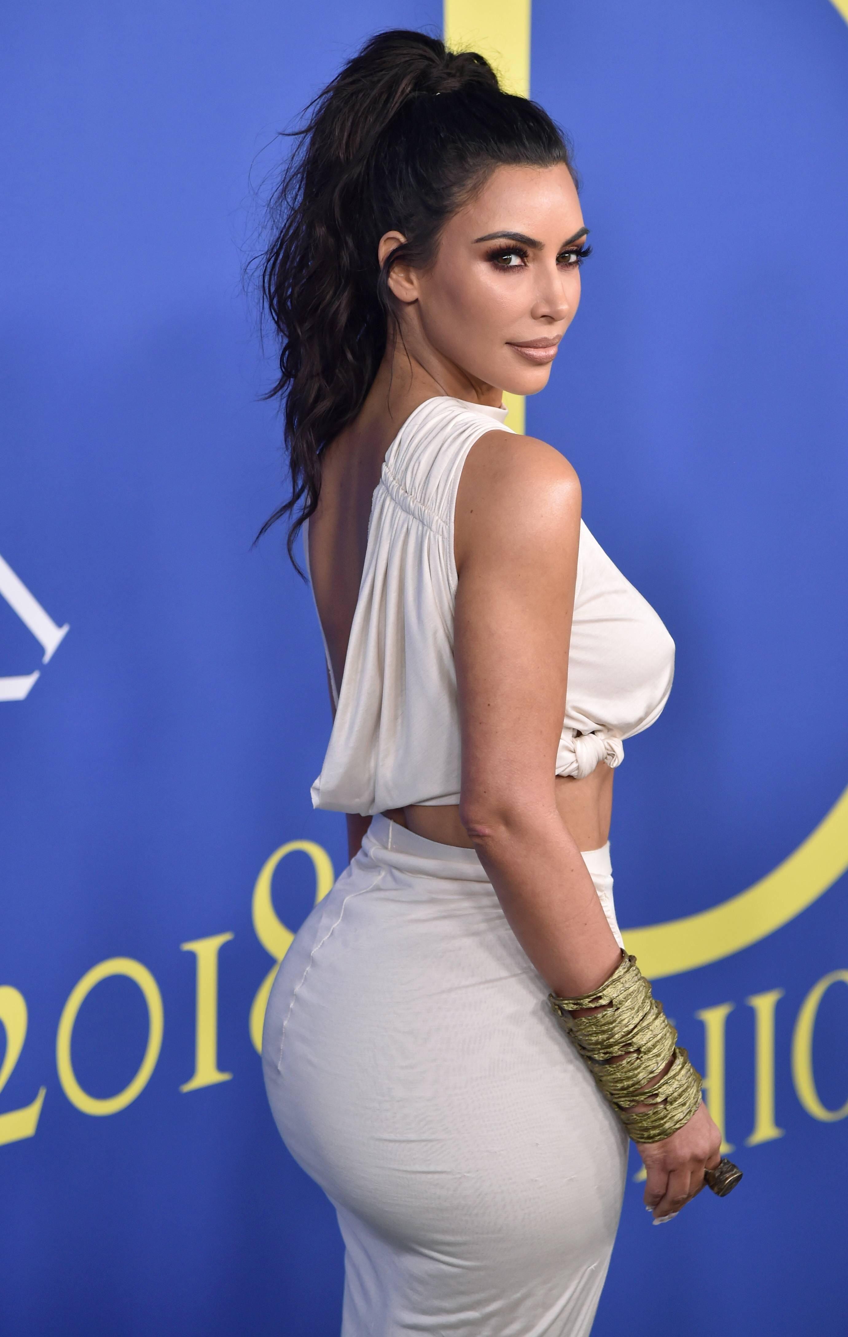 Kim kardashian porn star think