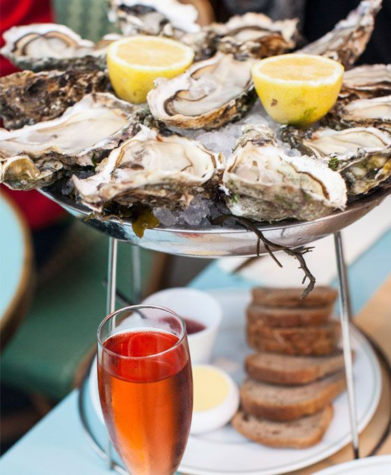 OYSTER BARS: PARIS'S CULINARY PEARLS