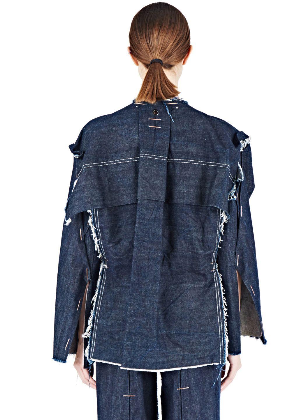 Denim Shirt Outfit Pinterest