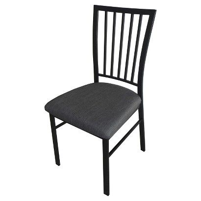 Room Essentials Basic Dining Chair Black Available At Target