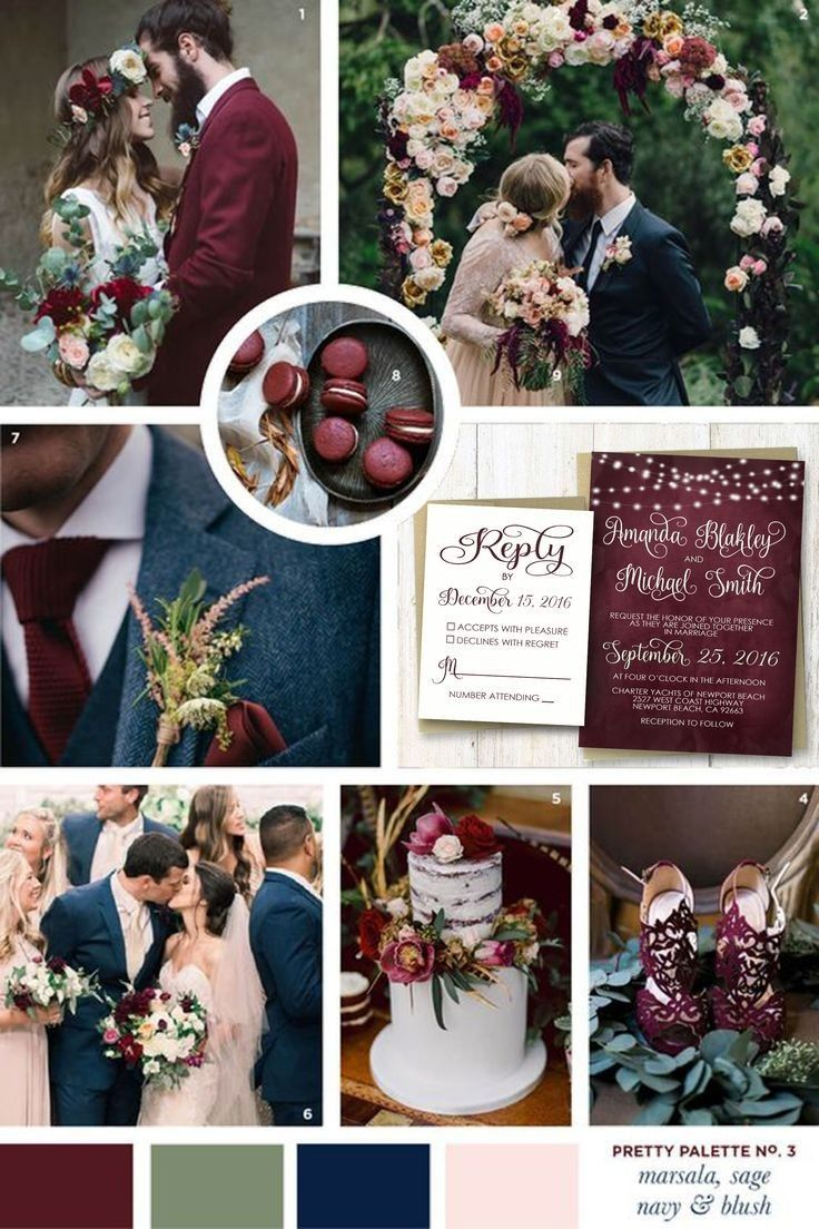 Pin by stephanie Brown on Wedding Colors in 2020 Red