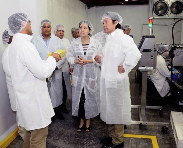RD Es Considerada Modelo En Producción De Tabaco Y Cacao