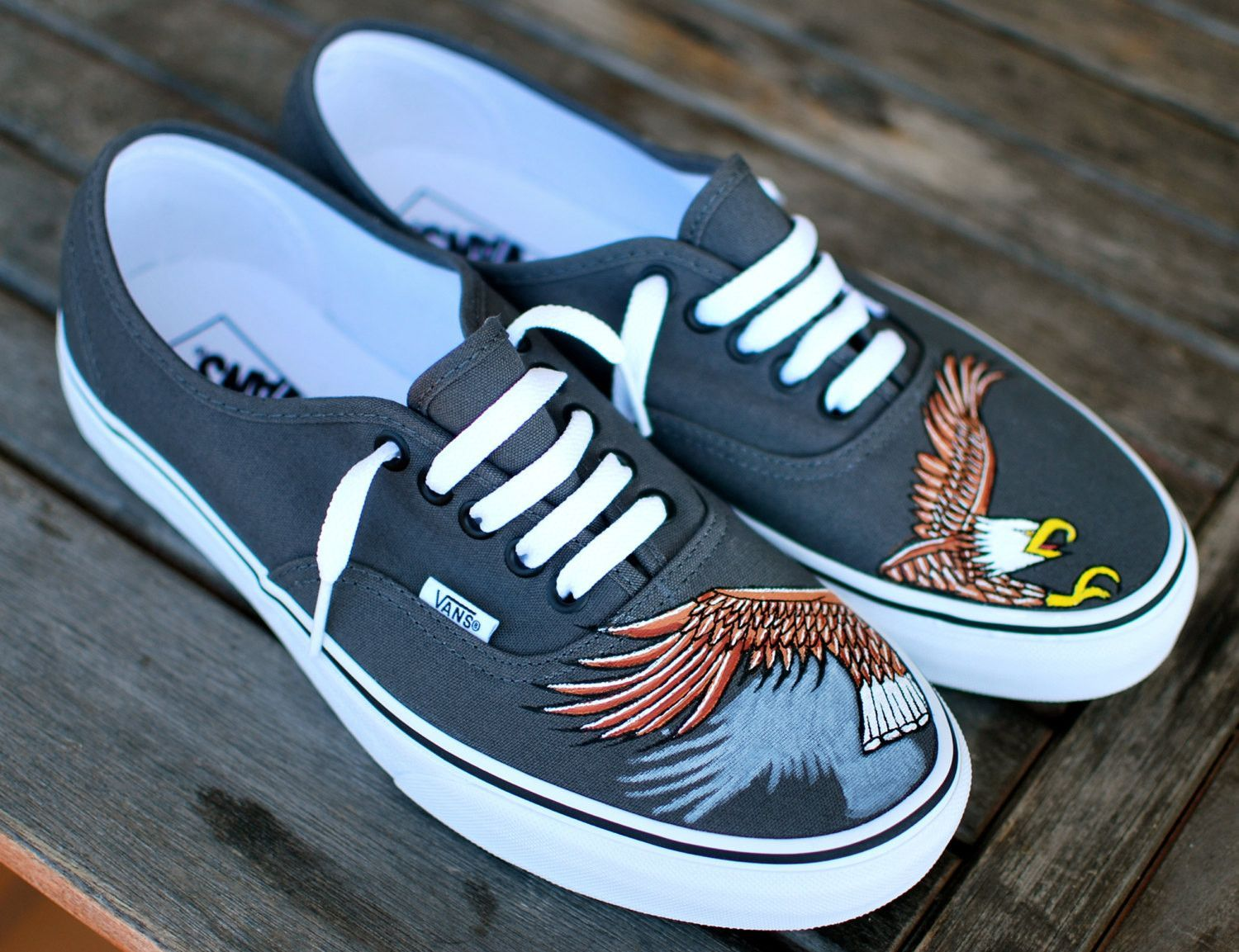 vans authentic custom