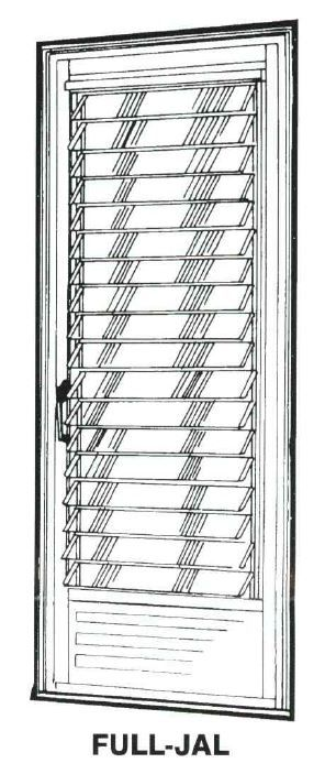 Jalousie windows, their history and where to buy them today - 21 ...