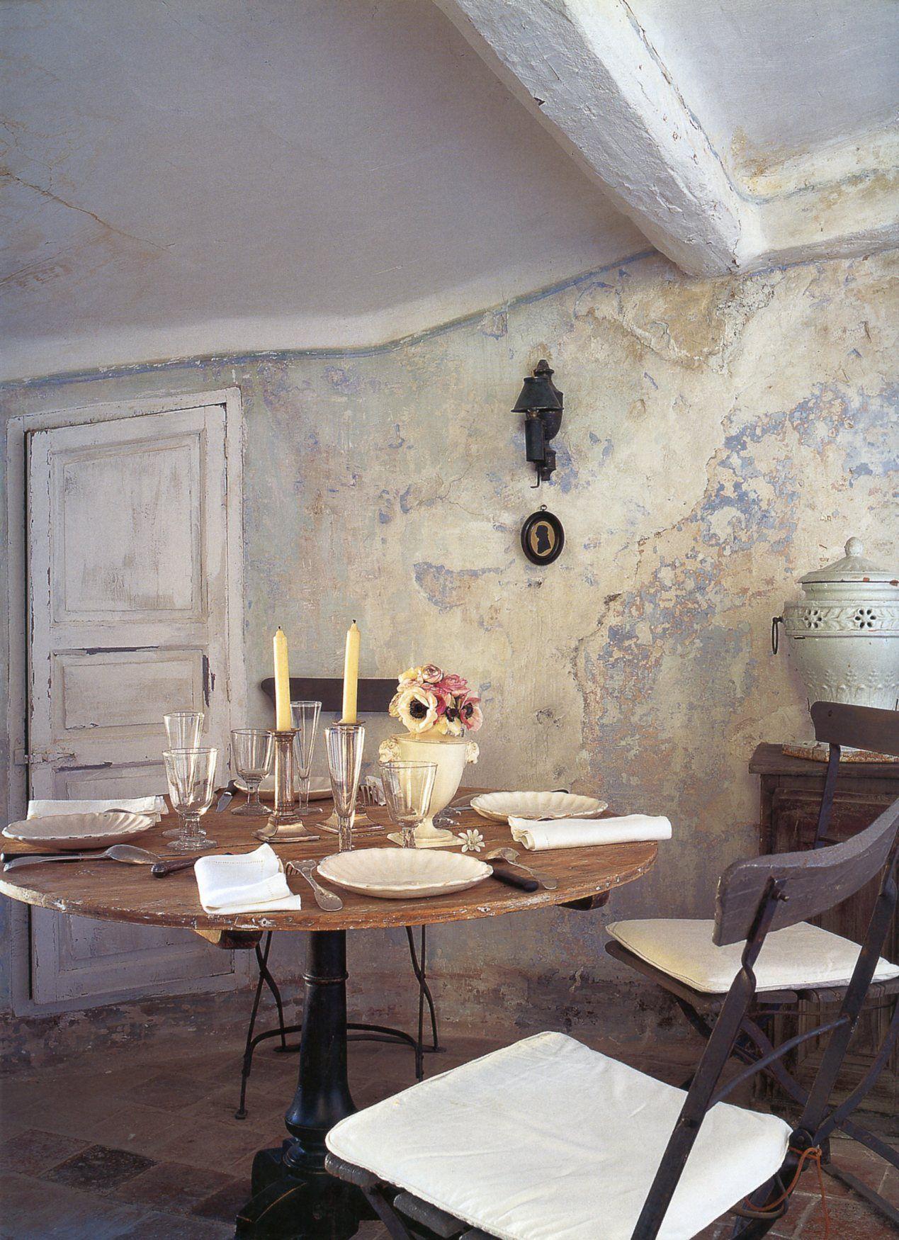 Provence Home Of Interior Designer Frederic Mechiche Photo