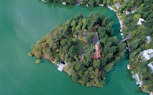 Private Lake Islands For Sale Usa Waterfront Properties Real