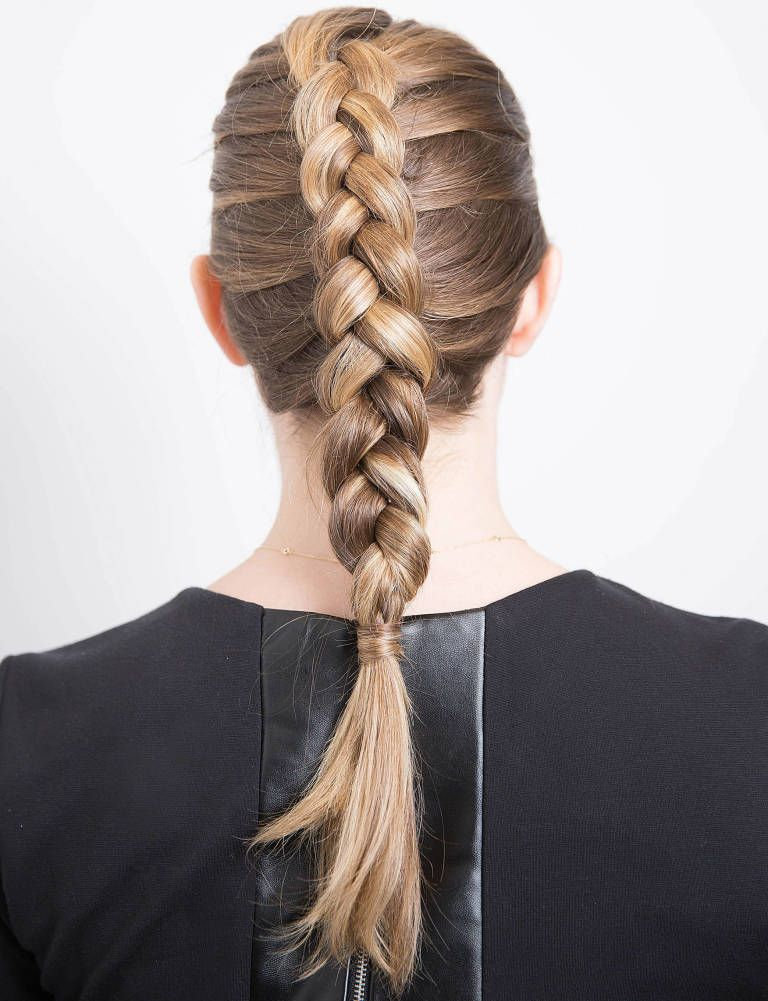 17 Mesmerizing GIFs of How to Create Every Braid You've ...