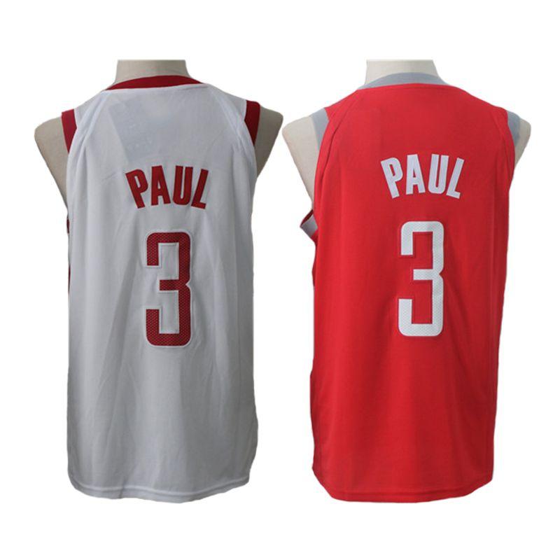 new style 91019 0915f CHEAP NBA New 17-18 Houston Rockets Chris Paul Basketball ...