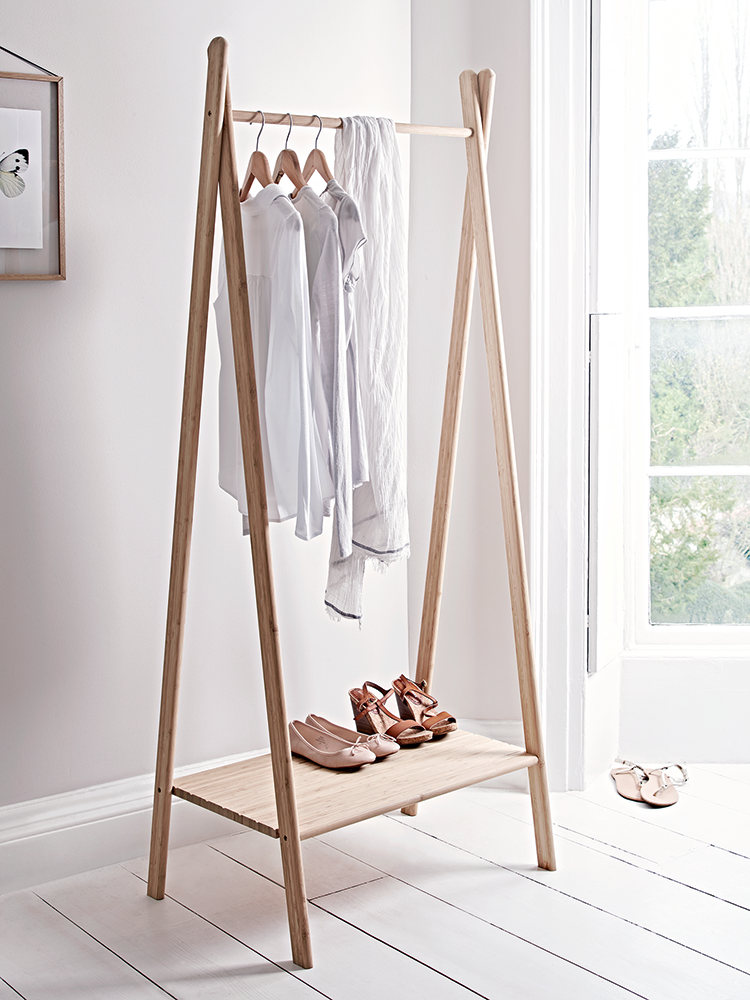 Aalto clothes rail in 2019 furniture wardrobes - Bedroom furniture for hanging clothes ...